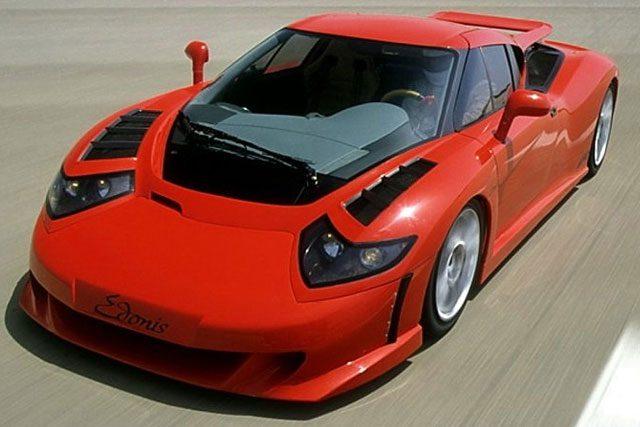 Bugatti EB 110 Castil SP 110 Edonis