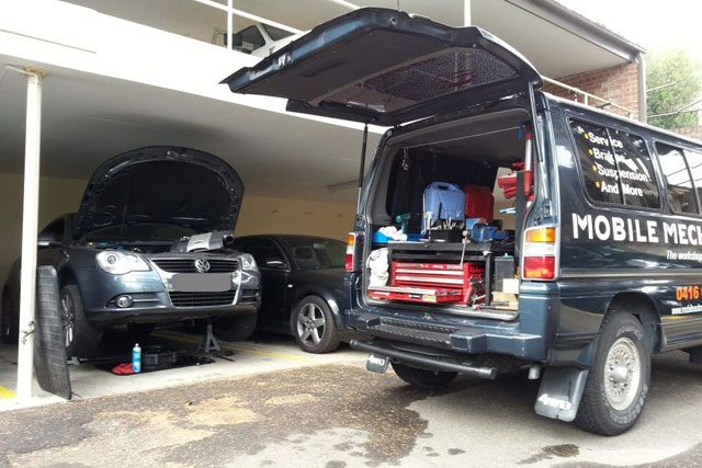 Orlando Mobile Mechanic