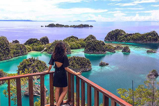 Raza Ampat Islands, Indonesia