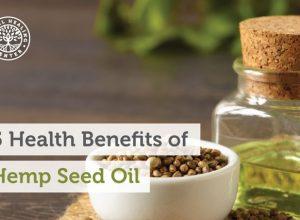 Hemp Oil for Skincare