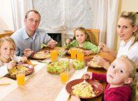 Family Dinner Important