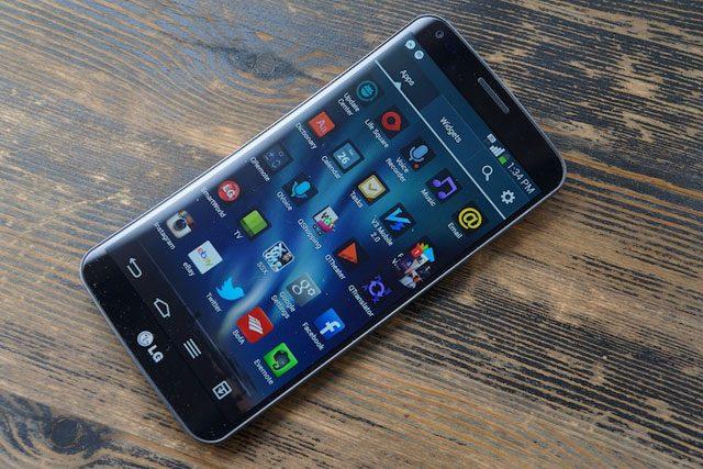 LG Smartphone in Auckland