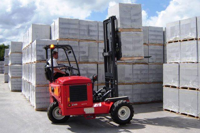 Lift Trucks Available