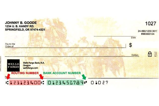 How To Find ABA/Routing Number of Wells Fargo Bank: You Must Check Wells Fargo Bank Na Wiring Instructions on
