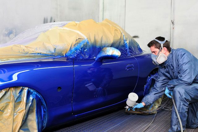 Car Body Paint