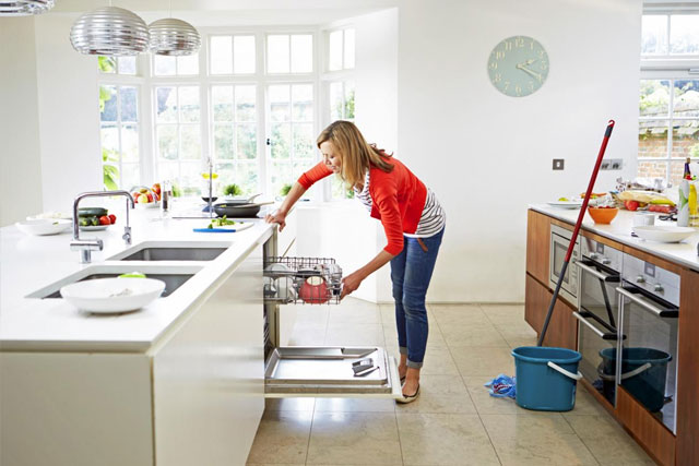 Deep Cleaning and Decluttering