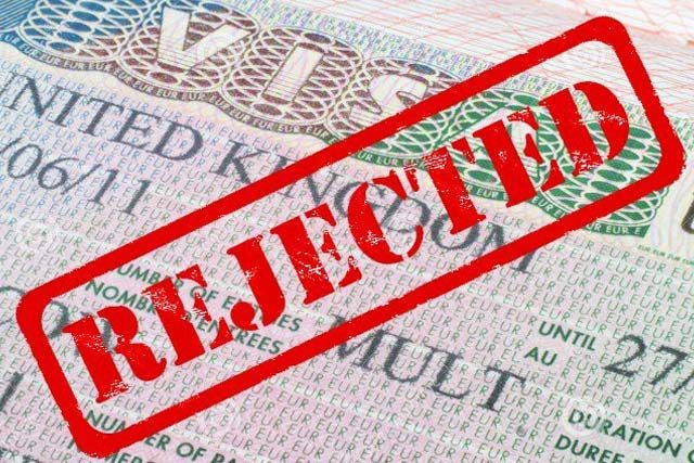 UK Visas From Pakistan are Rejected