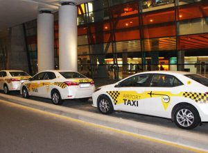 Airport Taxi Service