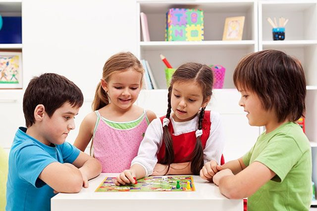 Learning Interactive For Young Children