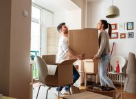 Move Your Stuff Across Country on a Budget