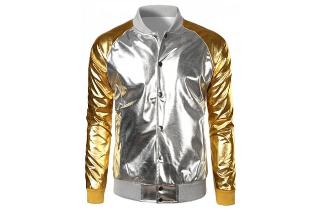 Golden Bomber Jackets