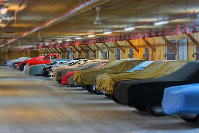 Automobile Storage