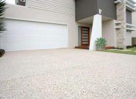 Exposed Concrete Aggregate