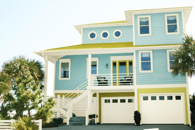 Best Exterior House Paint