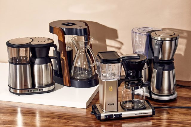 Use of Coffee Maker