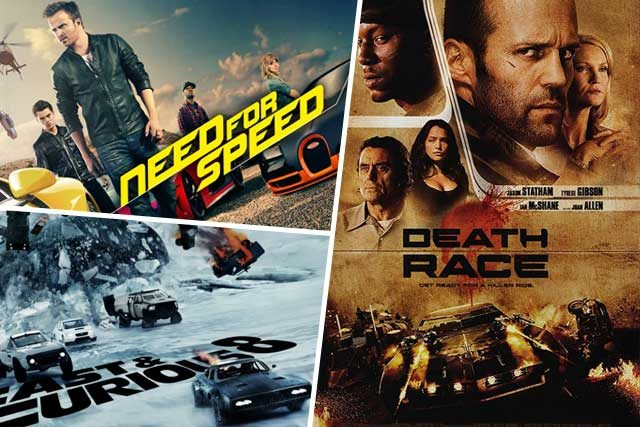 10 Best Car Movies - Top Car Racing Movies