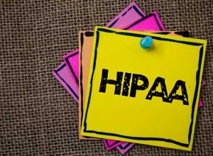 Important Information on HIPAA