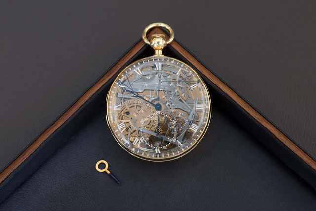 Breguet Marie-Antoinette Grande Complication Pocket Watch