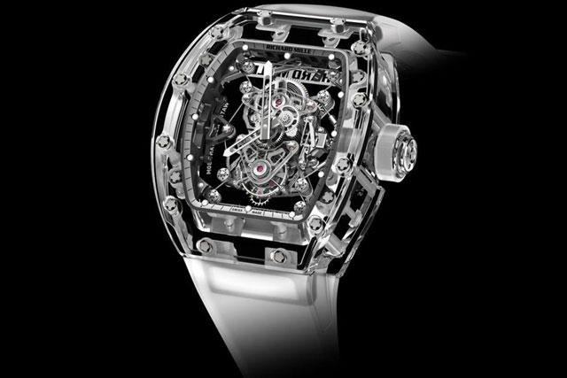 Richard Mille RM 56-02 Sapphire