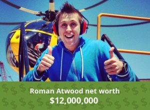 Roman Atwood Net Worth