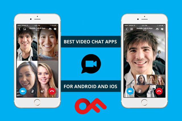 Top 10 Best Video Chat Apps For Android and iOS - Online Figure