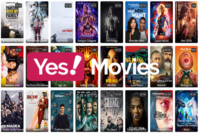 Yes Movies App is For Everyone - Android, iOS, Windows 7