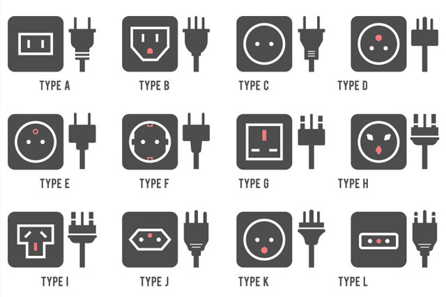 Different Type of Adapters