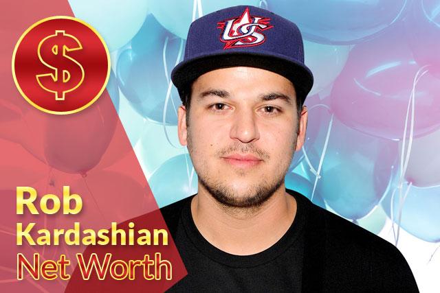 Rob Kardashian Net Worth 2021 – Biography, Wiki, Career & Facts