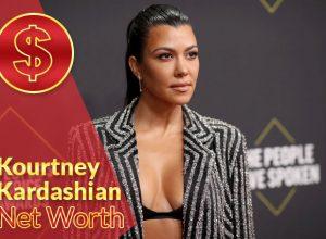 Kourtney Kardashian Net Worth 2020 – Biography, Wiki, Career & Facts