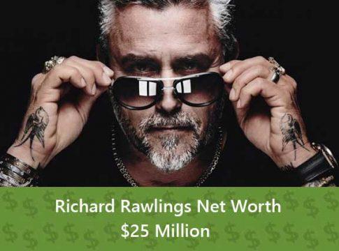 Richard Rawlings Net Worth
