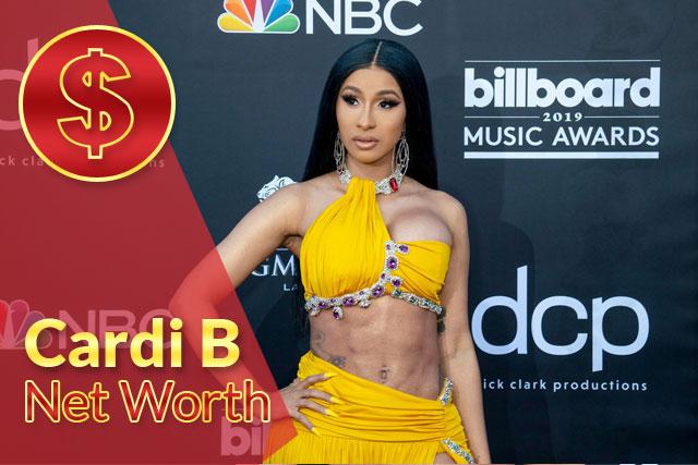 Cardi B Net Worth 2020 – Biography, Wiki, Career & Facts