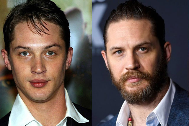 Starting Life of Tom Hardy