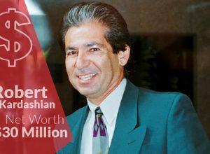 Robert Kardashian Net Worth 2021 – Biography, Wiki, Career & Facts