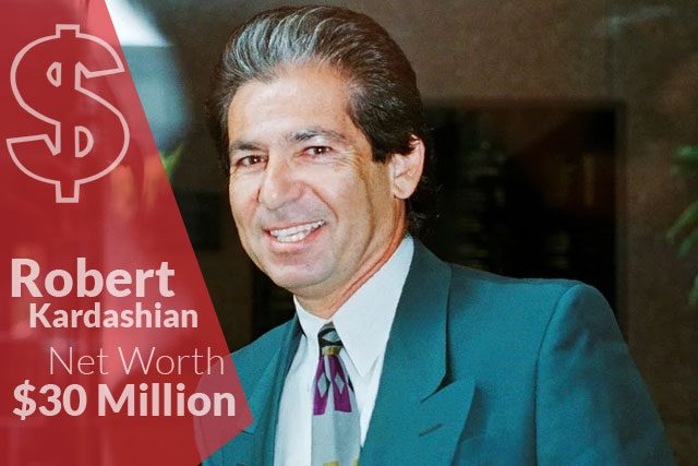 Robert Kardashian Net Worth 2020 – Biography, Wiki, Career & Facts