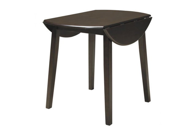 Signature Design Hammis Round Drop Leaf Table
