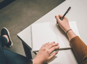 How Keeping A Journal Can Make You Mentally Stronger
