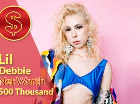 Lil Debbie Net Worth 2020 – $500 Thousand