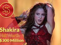 Shakira Net Worth 2020 – Biography, Wiki, Career & Facts