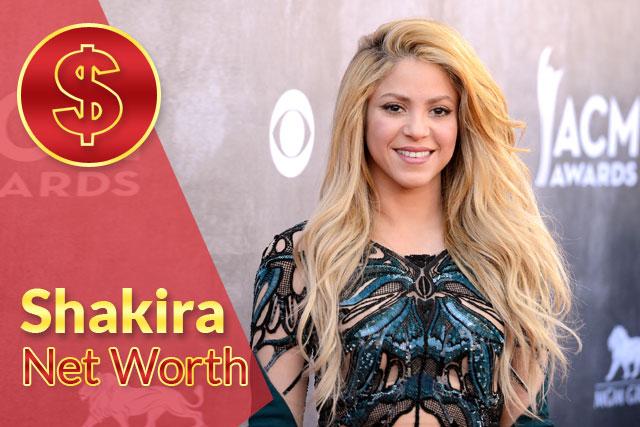Shakira Net Worth 2021 – Biography, Wiki, Career & Facts