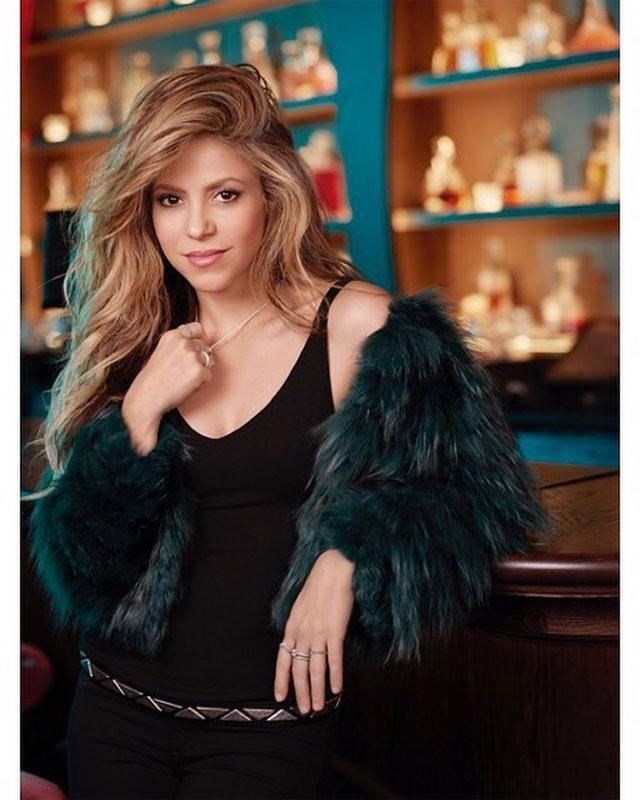 Shakira Personal Life