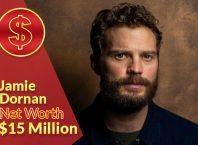 Jamie Dornan Net Worth – $15 Million