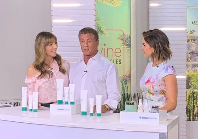 Jennifer Flavin skincare products
