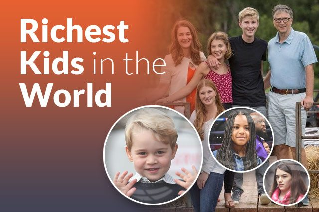 Richest Kids in the World – Top 10 List