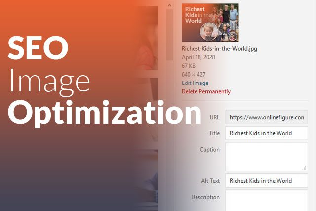Top 6 Tips for SEO Image Optimization
