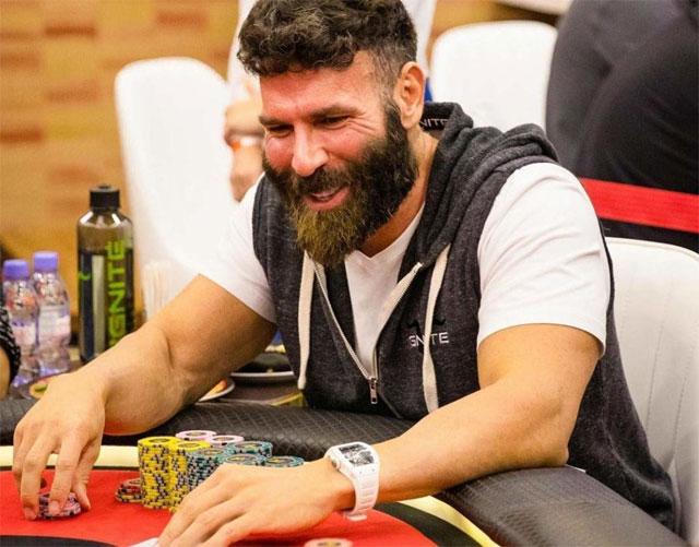 Dan Bilzerian Poker Career