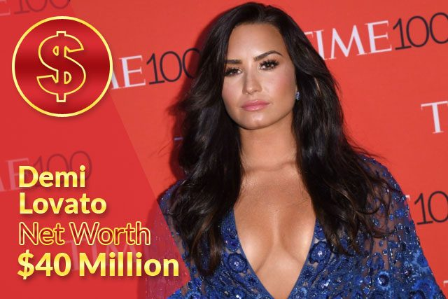 Demi Lovato Net Worth 2021 – Biography, Wiki, Career & Facts