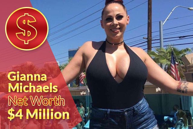 Gianna Michaels Net Worth 2021 – Biography, Wiki, Career & Facts