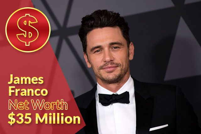 James Franco Net Worth 2021 – Biography, Wiki, Career & Facts