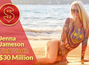 Jenna Jameson Net Worth 2020 – $30 Million