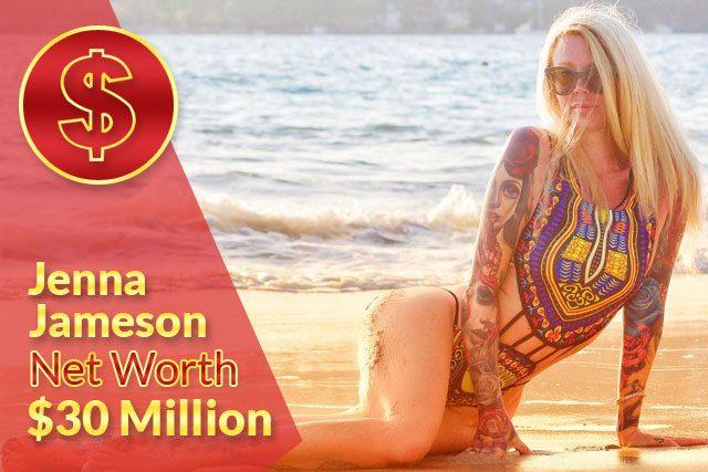Jenna Jameson Net Worth 2021 – Biography, Wiki, Career & Facts